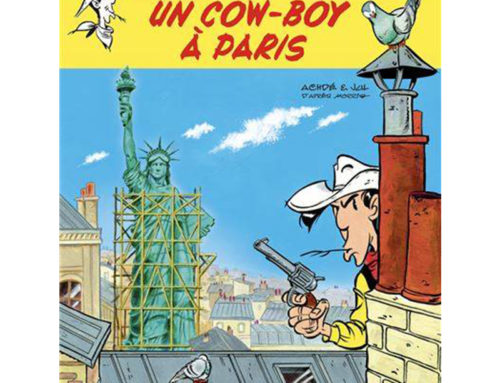 Lucky Luke – Un cow-boy à Paris