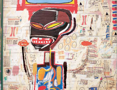 Basquiat (and the art of storelling)